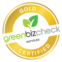 Canberra Web Is a Gold Certified Green Business