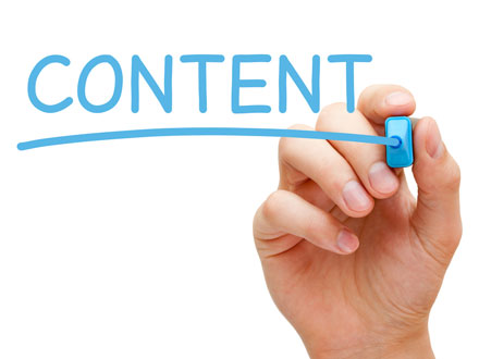 web content creation canberra
